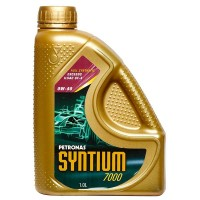 Petronas SYNTIUM 7000 0W-40 SN/MB-AMG: APPROVAL (PAO) (1 ЛИТР)